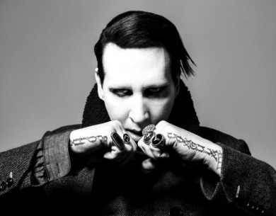 "Marilyn Manson predstavlja novi album – ""Heaven Upside Down"""
